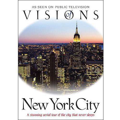 Visions Of New York City (Widescreen)