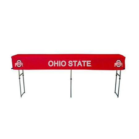 Ohio State University Buckeyes Rivalry Canopy Table Cover ()