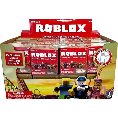 Roblox Mystery Box Series 3 - Series 2 Roblox Mystery Box 24 Packs