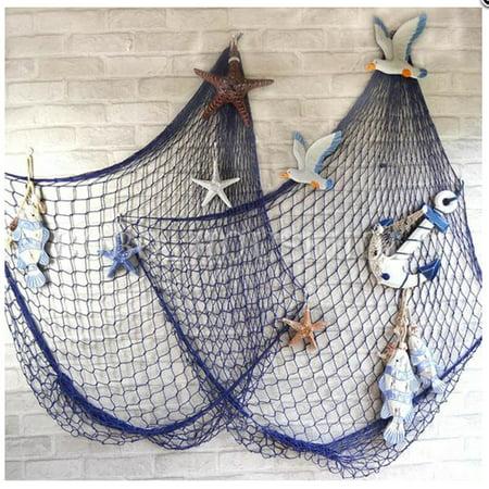 Mediterranean Style Decorative Fish Net 39
