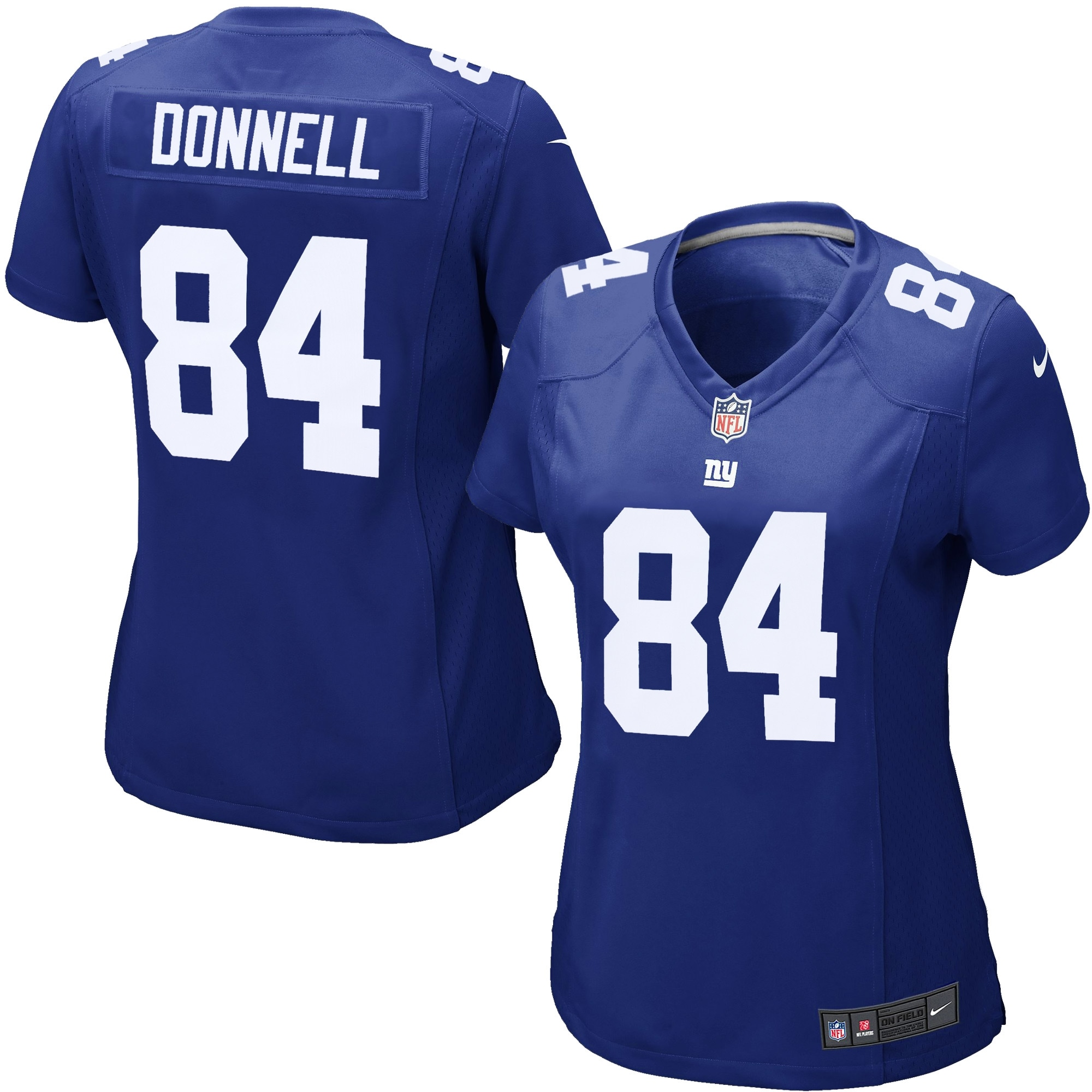 Larry Donnell New York Giants Nike Game Jersey - Royal Blue - - Walmart.com