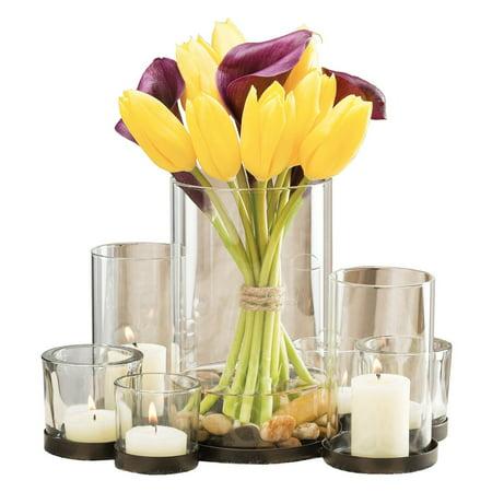 Pomeroy Classique Centerpiece - Light Up Table Centerpieces
