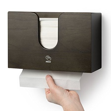Groovy Bamboo Paper Towel Dispenser For Kitchen Bathroom Wall Mount Countertop Multifold Paper Towel C Fold Zfold Tri Fold Hand Towel Holder Download Free Architecture Designs Osuribritishbridgeorg