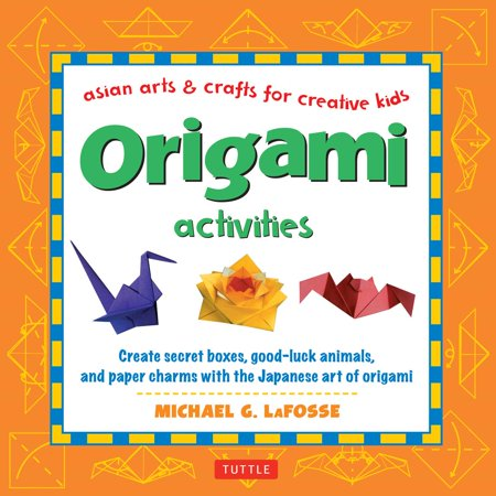 Origami Activities : Create Secret Boxes, Good-Luck Animals, and Paper Charms with the Japanese Art of Origami: Origami Book with 15 - Origami Owl Halloween Charms 2017