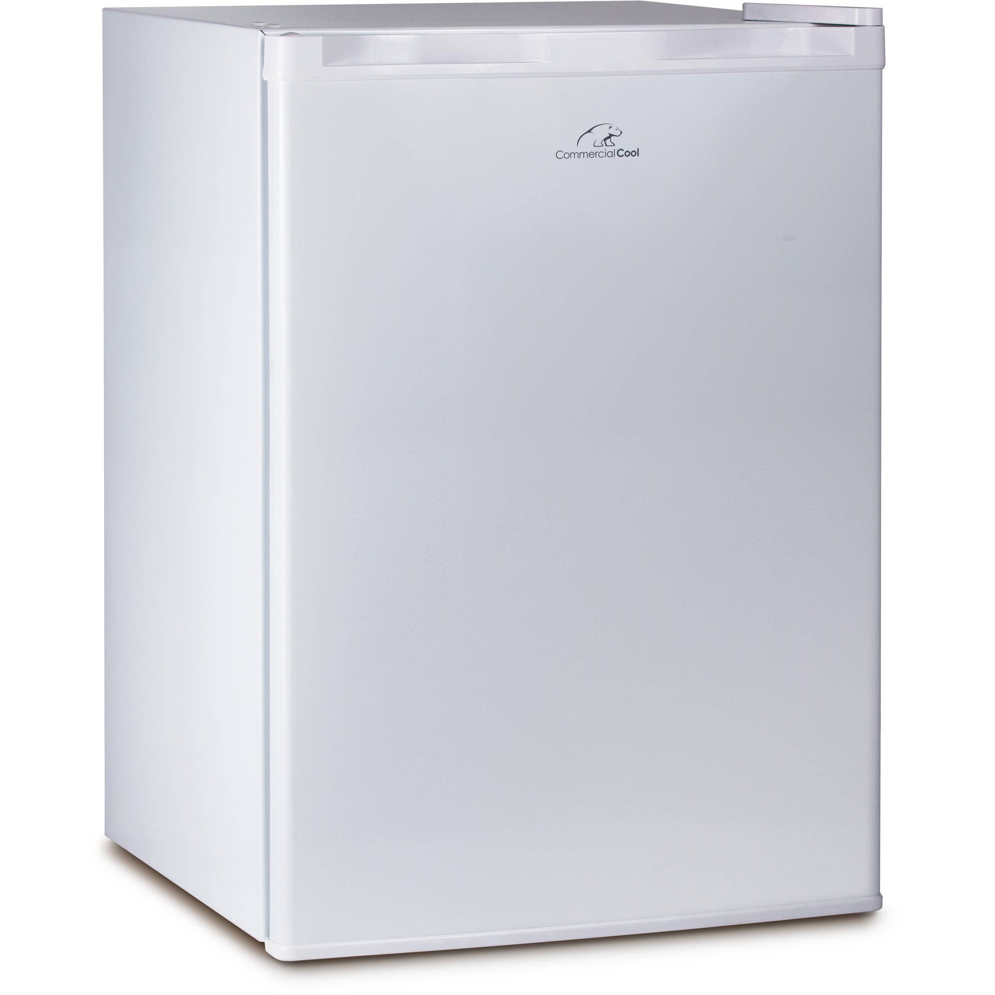 Commercial Cool 2.6 cu ft Refrigerator with Freezer, White