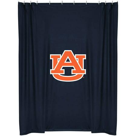 NCAA Auburn Shower Curtain