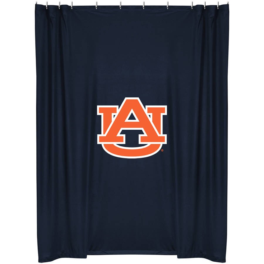 Superieur NCAA Auburn Shower Curtain