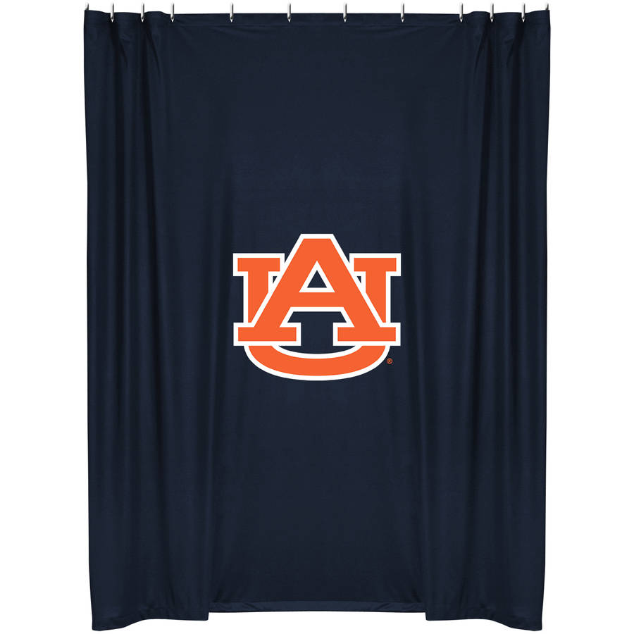 NCAA Auburn Shower Curtain