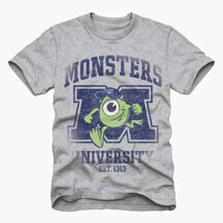 53e7ef0d9 Disney Pixar - Monsters University Disney Pixar Movie Juvenile T ...