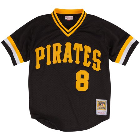 Willie Stargell Pittsburgh Pirates MLB Mitchell & Ness Authentic 1982 BP Jersey by
