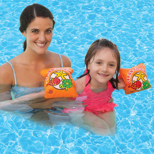 Poolmaster Learn-To-Swim Arm Float for Swimming Pools