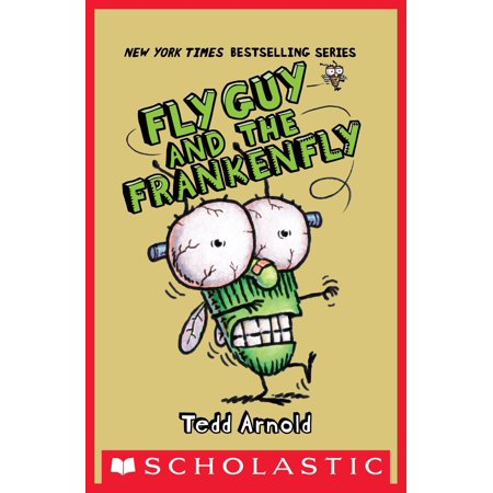 Fly Guy and the Frankenfly (Fly Guy #13) - eBook