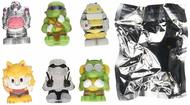 Teenage Mutant Ninja Turtles Ooshies Series 1 Figure Michelangelo