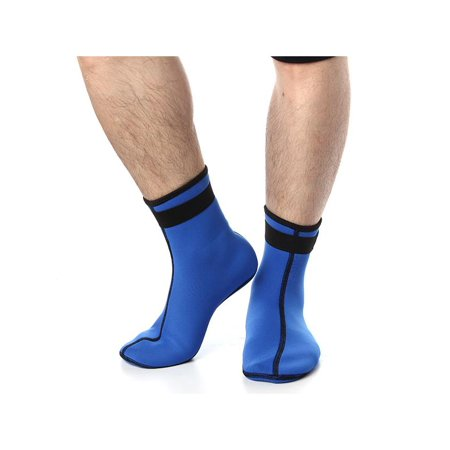 Meigar 2.5mm Pair Neoprene Diving Scuba Surfing Swimming Water Sports Socks Boot Wet Today