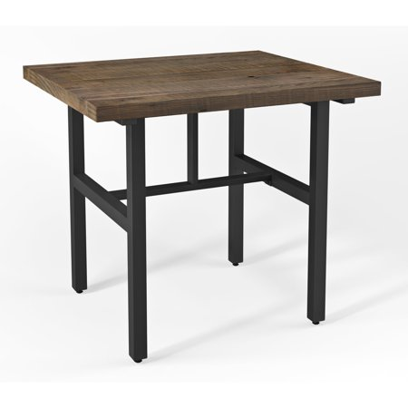 Alaterre Pomona H Reclaimed Wood Counter Height Dining Table - Reclaimed wood counter height dining table