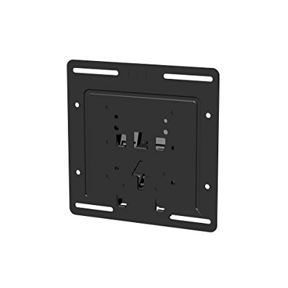 WallWizard TM37 Small Tilt HDTV Mount for 19 to 37-Inch TVs Black by