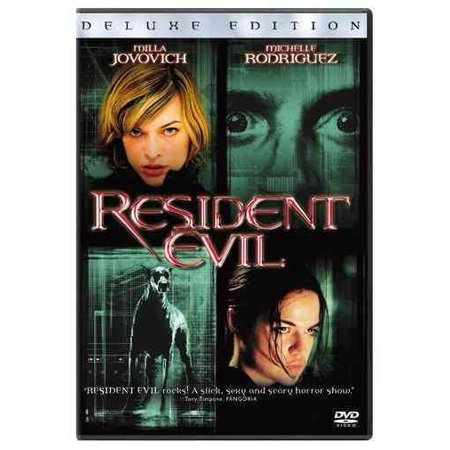 Resident Evil (DVD) (Resident Evil Halloween Horror Nights)