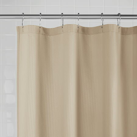 Mainstays Embossed Fabric Shower Liner, 1 Each ()