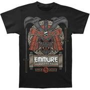 Emmure Men's  Samurai T-shirt Black