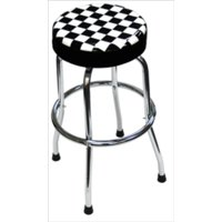 Atd Tools ATD-81055 Shop Stool With Checker Design