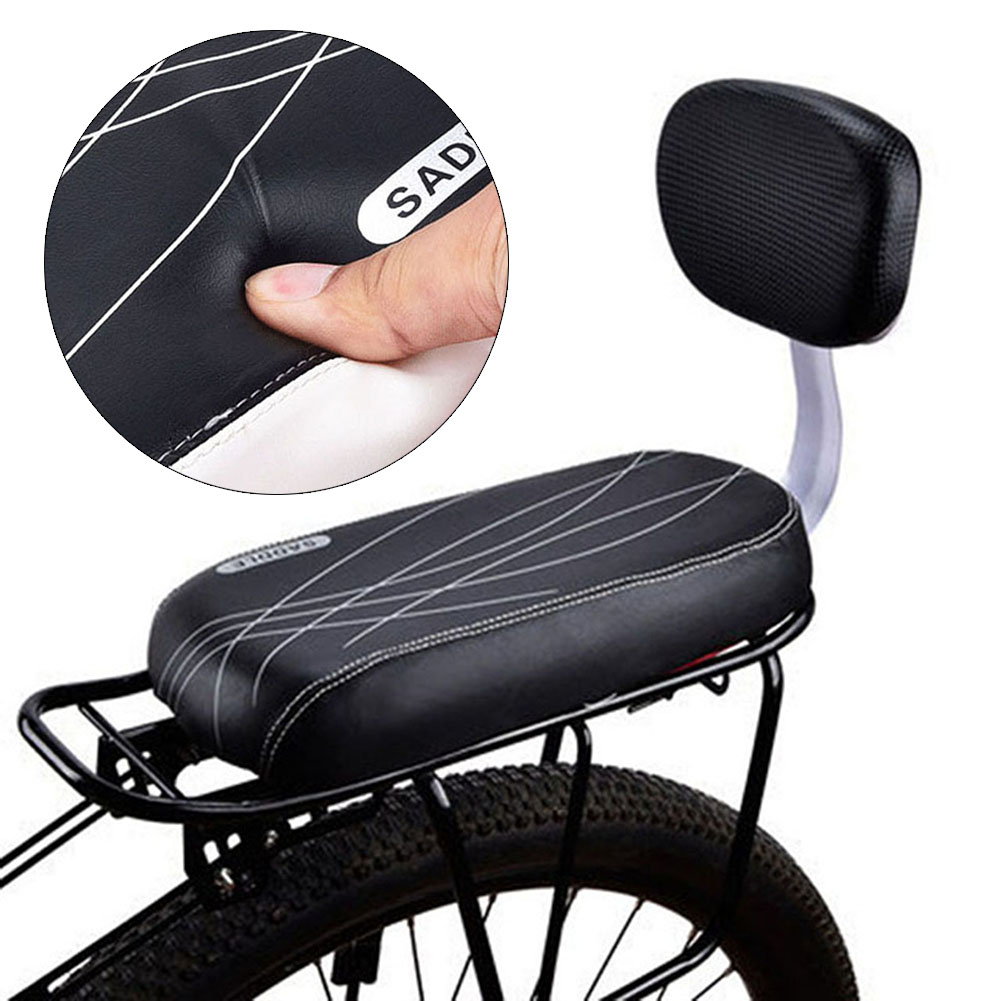Bicycle Back Seat Bicycle For Kids Child Seat Cover Bike Rack Rest Cushion