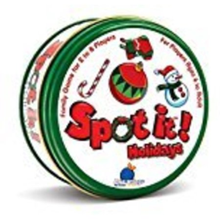 Holiday Tin Box (Spot it: Holiday (Small Tin))