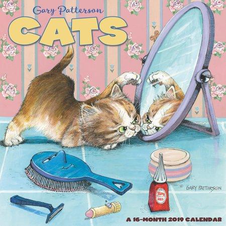 Day Dream Gary Pattersons Cats Wall Calendar - Wall Calendars