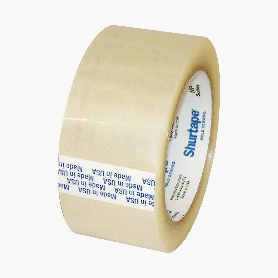 Shurtape HP-500 Heavy-Duty Grade Packaging Tape: 2 in. x 55 yds. (Clear)