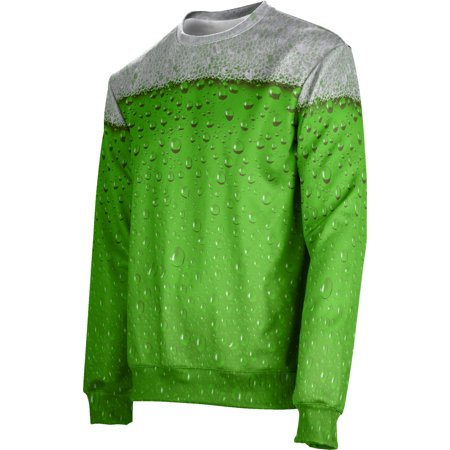 ProSphere Men's Green Beer St. Patrick's Day Ugly Team Sweater (Apparel)