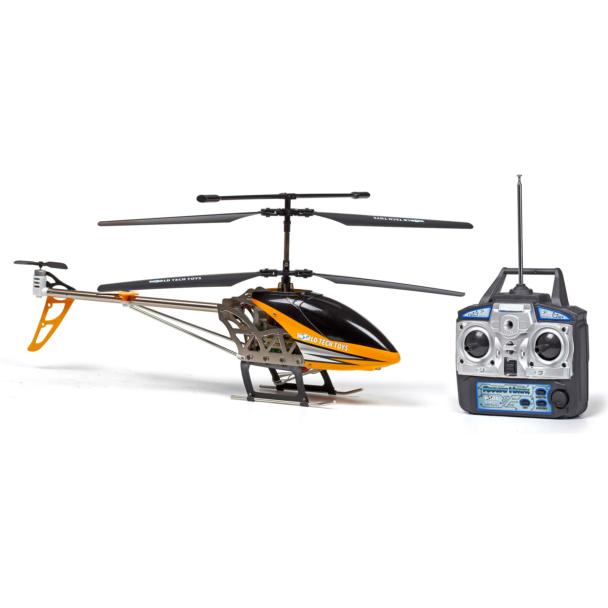 World Tech Toys 3.5CH Arrow Hawk Remote Control Helicopter
