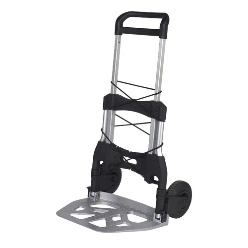 Wesco Industrial Products Mega Mover Folding Hand Truck