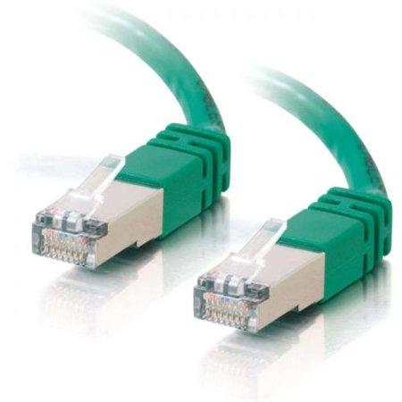 C2G (Cables To Go) Patch Cable - Rj-45 - Homme - Rj-45 - Homme - 7 pieds - Shielded Twisted Pair (stp - image 1 de 1