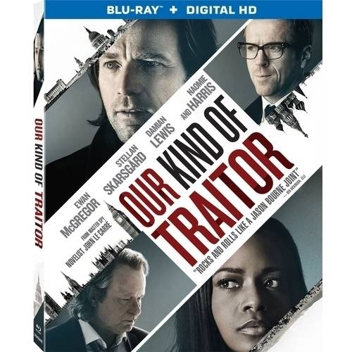 Our Kind Of Traitor (Blu-ray + Digital HD) LGEBR50031