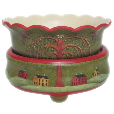 Willow Tree Electric 2in1 Candle Tart Warmer ()