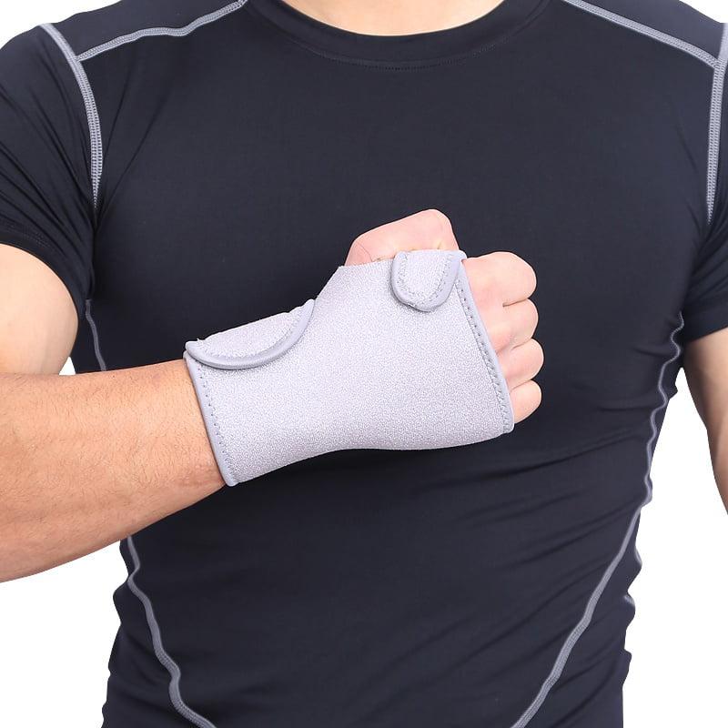Sprains Arthritis Band Bandage Wrap Carpal Tunnel Hands Wrist Support Brace