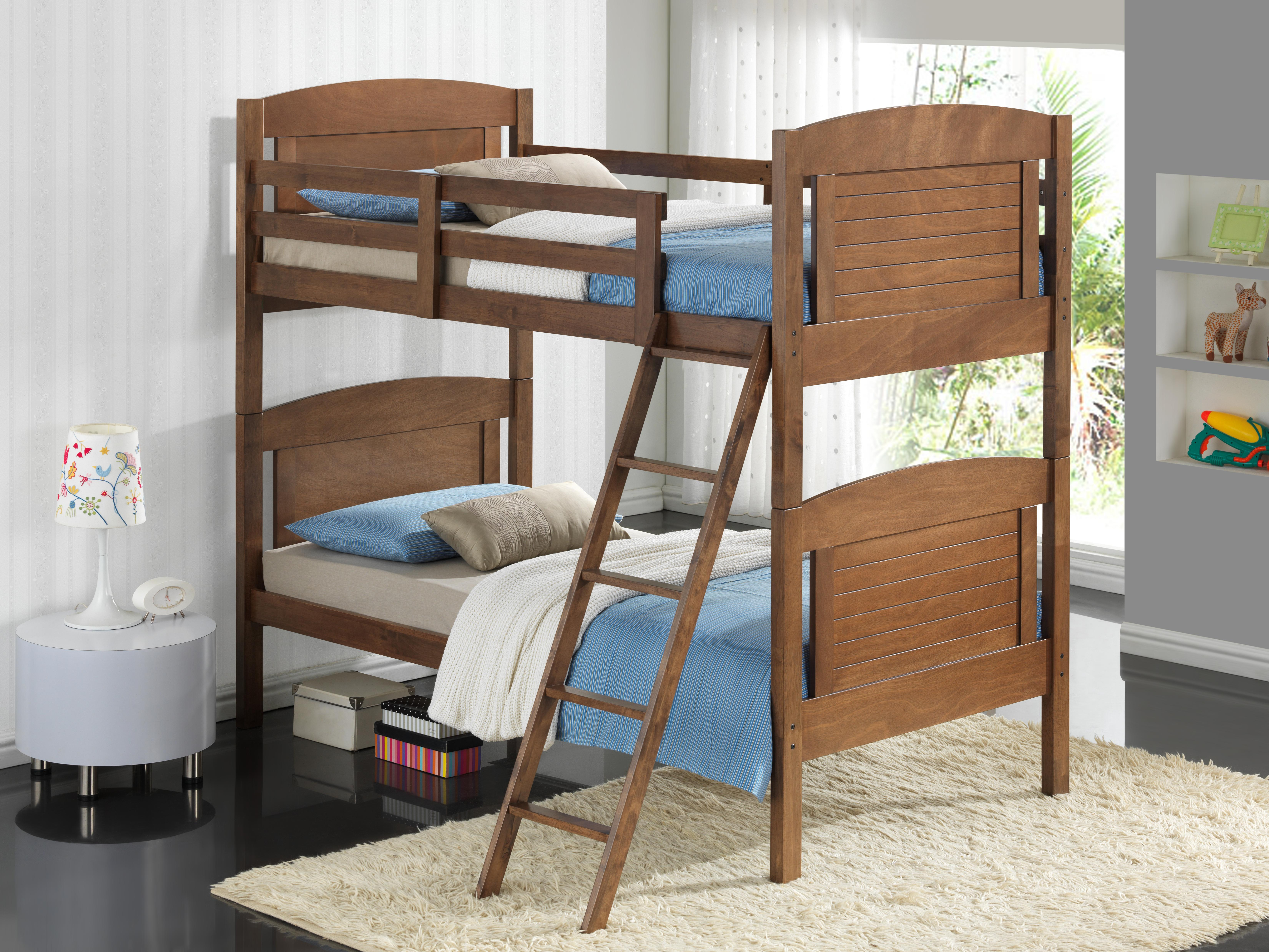 Beau Broyhill Kids Nantucket Twin Over Twin Bunk Bed Image 4 Of 4