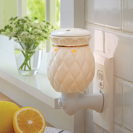 Better Homes & Gardens Pineapple Wall Accent Scented Wax Warmer