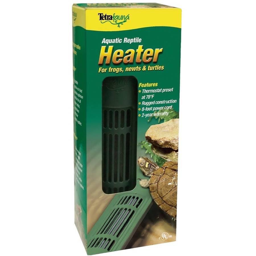 Tetrafauna Aquatic Reptile Heater, 100W