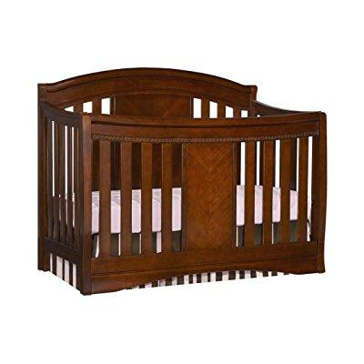 simmons slumber time elite 4-in-1 convertible kids crib, ...