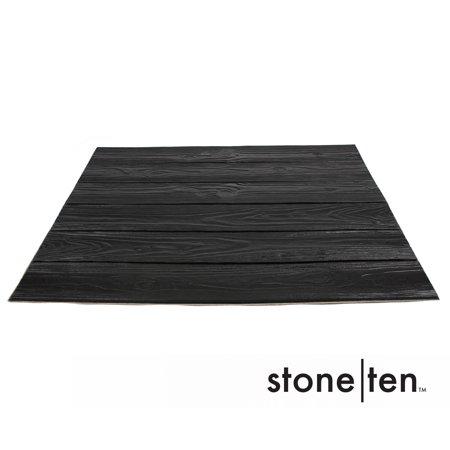 Faux Wood Wall Panels - Peel and Stick Foam Wood Paneling - 3D Wall Panels for Fake Wood Wall - 3D Wood Wallpaper - Self Adhesive Wood Look Wall Panels