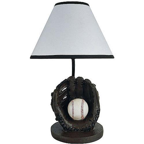 ORE International Baseball Accent Lamp by ORE INTERNATIONAL INC