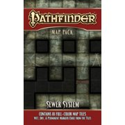 Pathfinder Map Pack: Sewer System (Other)
