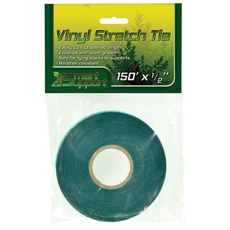 Smart Support Vinyl Stretch Tie, 150' x