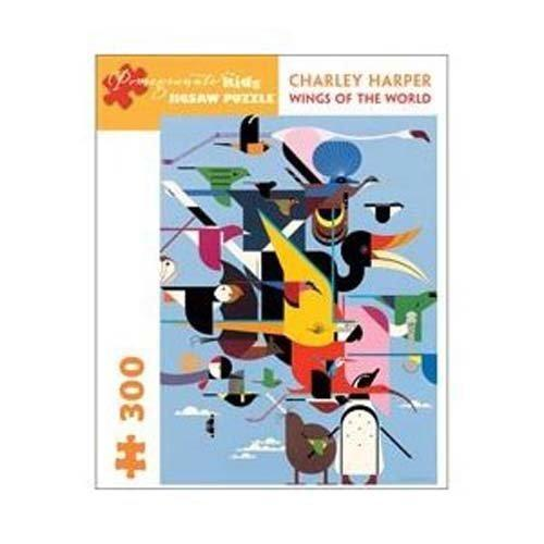 Charley Harper - Wings of the World: 300 Pcs