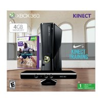 Refurbished Xbox 360 4GB With Kinect Nike+ Bundle