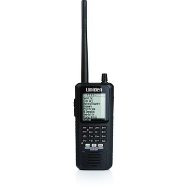 Uniden 2-WAY RADIO BCD436HP HANDHELD SCANNER ZIP CODE PRO...