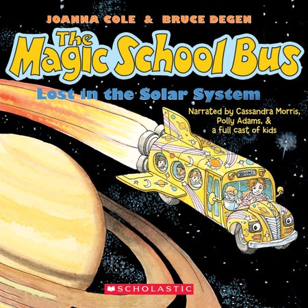 The Magic School Bus Lost in the Solar System - Audiobook