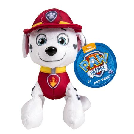Paw Patrol Plush Pup Pals, Marshall](Paws Gru)