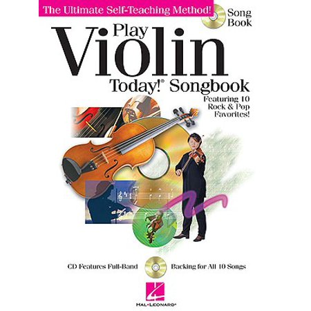 Play Violin Today! Songbook ()