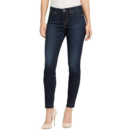 Sculpted High Rise Skinny Jeans (Nice Tops To Wear With Skinny Jeans)